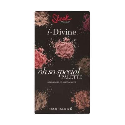 I-DIVINE PALETTE DE FARD A PAUPIERE - OH SO SPECIAL - Mix Beauty : Expert de la beauté noire et métisse et aussi pour cheveux afro, crépus, frisés, bouclés
