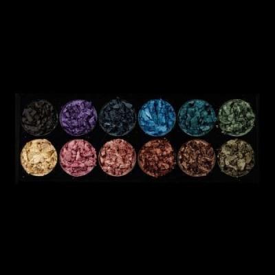 I-DIVINE PALETTE DE FARD A PAUPIERE - THE ORIGINAL - Mix Beauty : Expert de la beauté noire et métisse et aussi pour cheveux afro, crépus, frisés, bouclés