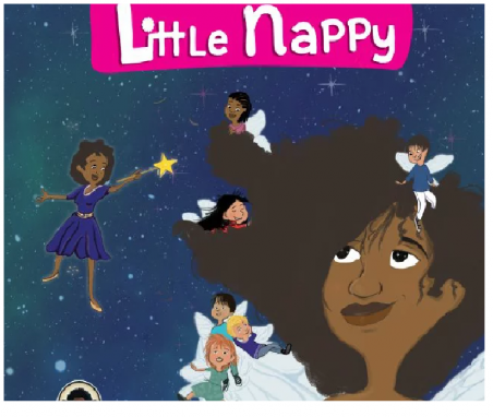 LE LIVRE LITTLE NAPPY
