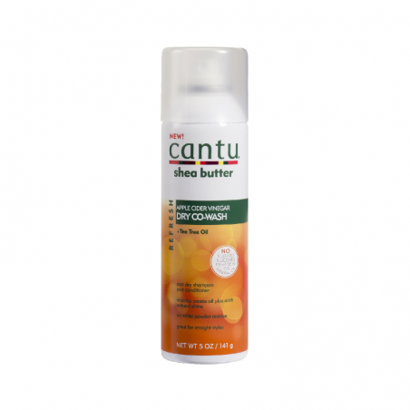 CANTU REFRESH - DRY CO-WASH - shampoing - conditionneur