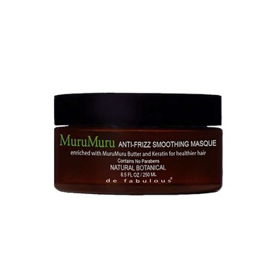 MURU-MURU ANTI-FRIZZ KERATIN MASQUE