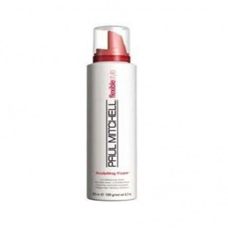 MOUSSE SCULPTANTE PAUL MITCHELL FLEXIBLE STYLE - PAUL MITCHELL FLEXIBLE STYLE SCULTING FOAM