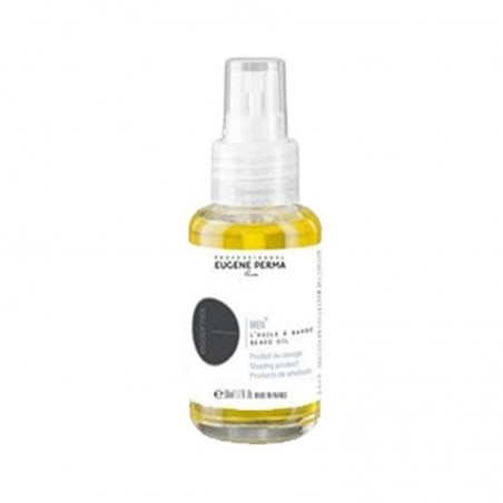 HUILE À BARBE ESSENTIEL EUGÈNE PERMA- BEARD OIL ESSENTIAL MEN EUGENE PERMA