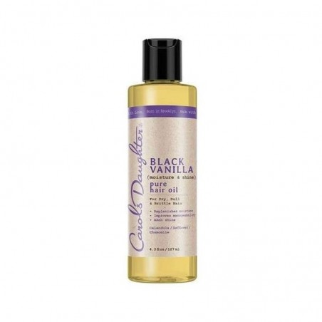 HUILE POUR CHEVEUX PURE BLACK VANILLA MOISTURE & SHINE-BLACK VANILLA MOISTURE & SHINE PURE HAIR OIL