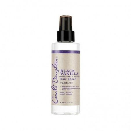 SPRAY HYDRATANT BLACK VANILLA POUR CHEVEUX-BLACK VANILLA MOISTURE & SHINE HAIR SHEEN