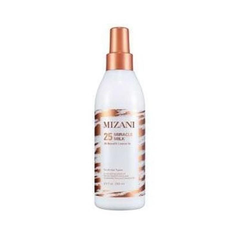 25 MIRACLE MILK SOIN SANS RINÇAGE - Mix Beauty : Expert de la beauté noire et métisse et aussi pour cheveux afro, crépus, frisés, bouclés