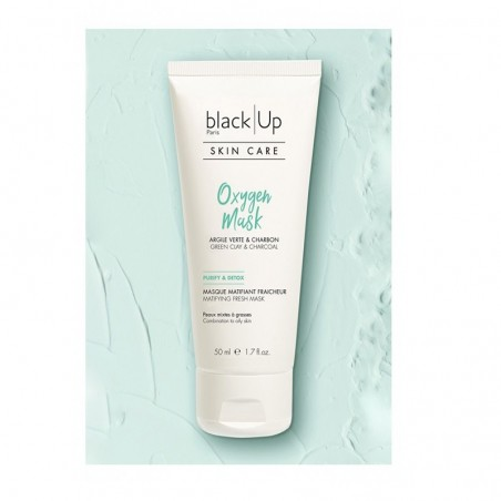 MASQUE MATIFIANT FRAICHEUR BLACK UP