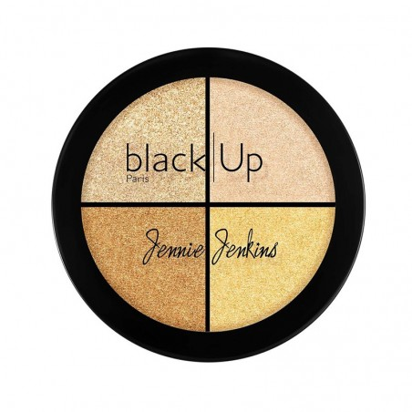 PALETTE ECLAIRCISSANTE JENNIE JENKINS N°01 BLACK UP