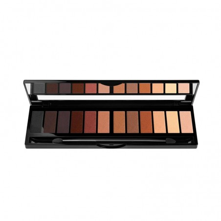 PALETTE NUDE MARRON BLACK UP
