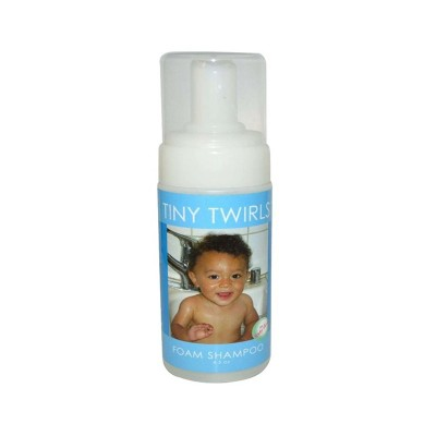 TINY TWIRLS - FOAM SHAMPOO