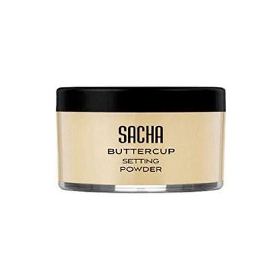POUDRE - SACHA LOOSE BUTTERCUP LIGHT POWDER - Mix Beauty : Expert de la beauté noire et métisse et aussi pour cheveux afro, crépus, frisés, bouclés