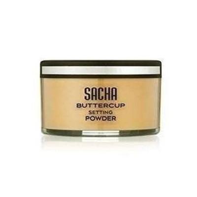 POUDRE - SACHA BUTTERCUP LOOSE POWDER - Mix Beauty : Expert de la beauté noire et métisse et aussi pour cheveux afro, crépus, frisés, bouclés