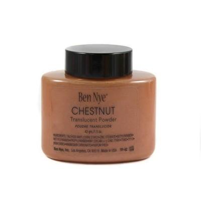 TRANSLUCENT POWDER CHESTNUT - Mix Beauty : Expert de la beauté noire et métisse et aussi pour cheveux afro, crépus, frisés, bouclés