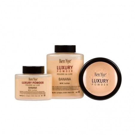 LUXURY LOOSE POWDER - BANANA