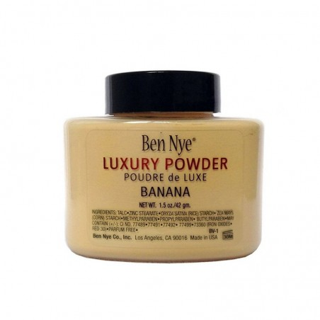 LUXURY LOOSE POWDER - BANANA 42g