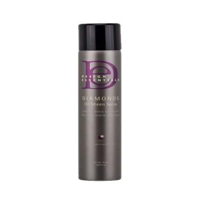 SPRAY LUSTRANT - DIAMONDS OIL SHEEN SPRAY - Mix Beauty : Expert de la beauté noire et métisse et aussi pour cheveux afro, crépus, frisés, bouclés