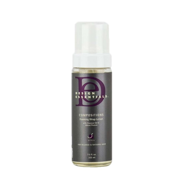 COMPOSITIONS FOAMING WRAP LOTION