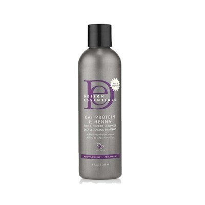 OAT PROTEIN & HENNA DEEP CLEANSING SHAMPOO