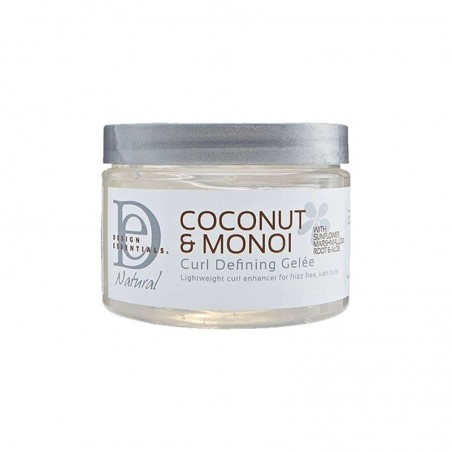 NATURAL COCONUT & MONOI - CURL DEFINING GELEE