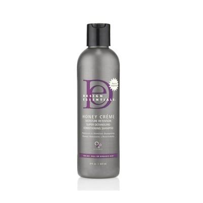 honey creme moisture retention conditining shampoo