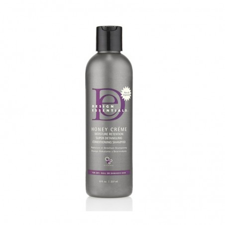 honey creme moisture retention conditining shampoo