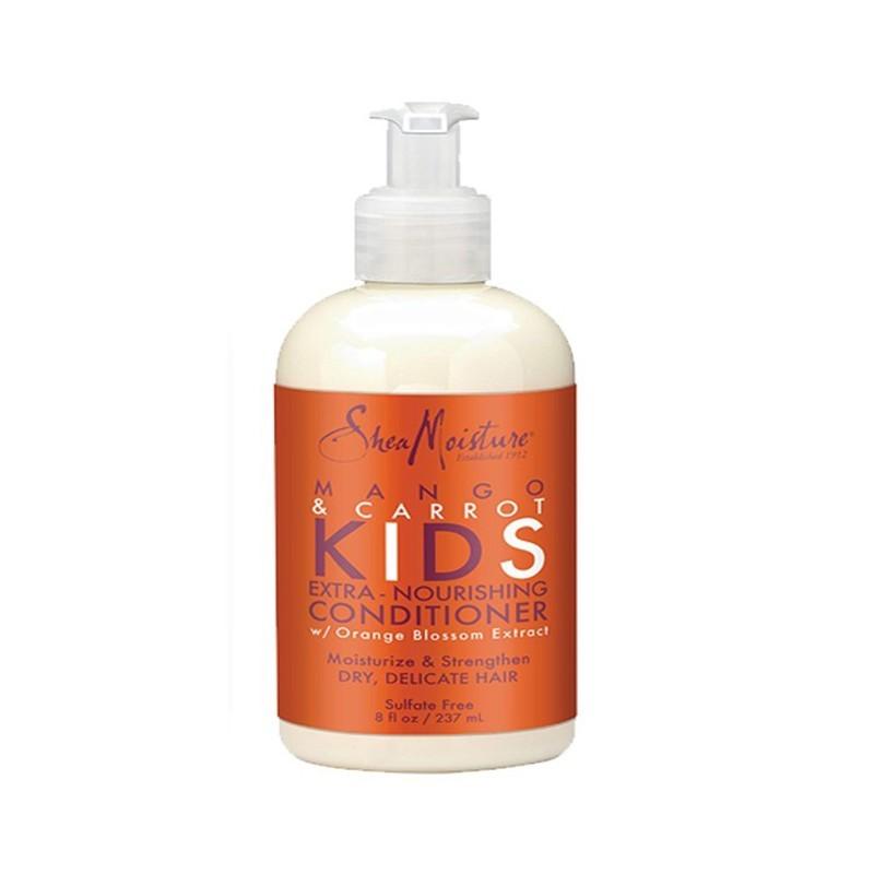 APRÈS-SHAMPOING NOURRISSANT - EXTRA-NOURISHING CONDITIONER  KIDS - Mix Beauty : Expert de la beauté noire et métisse et aussi pour cheveux afro, crépus, frisés, bouclés