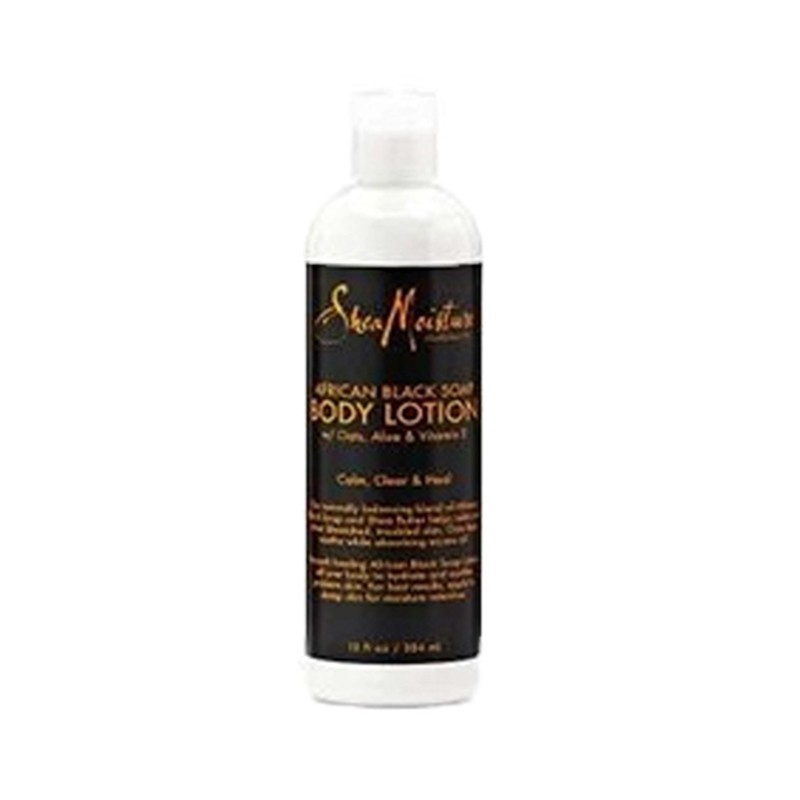 LOTION HYDRATANT CORPS - AFRICAN BLACK SOAP