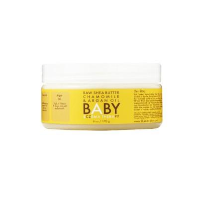 BAUME NOURISSANT ANTI-ECZEMA |BABY - Mix Beauty : Expert de la beauté noire et métisse et aussi pour cheveux afro, crépus, frisés, bouclés