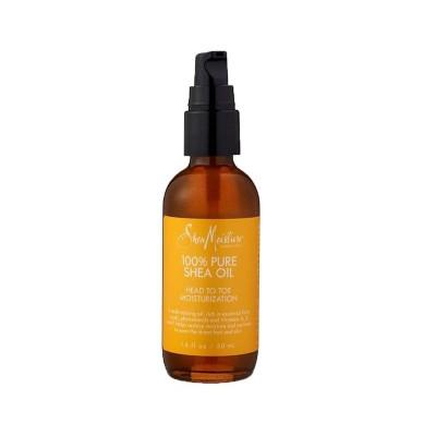 HUILE DE KARITE CORPS & CHEVEUX |100% PURE OIL - Mix Beauty : Expert de la beauté noire et métisse et aussi pour cheveux afro, crépus, frisés, bouclés