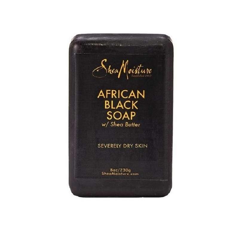SAVON VISAGE & CORPS AU SAVON NOIR AFRICAIN - FACIAL SOAP |AFRICAN BLACK SOAP - Mix Beauty : Expert de la beauté noire et métisse et aussi pour cheveux afro, crépus, frisés, bouclés