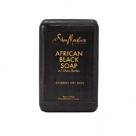 SAVON VISAGE ET CORPS - AFRICAN BLACK SOAP