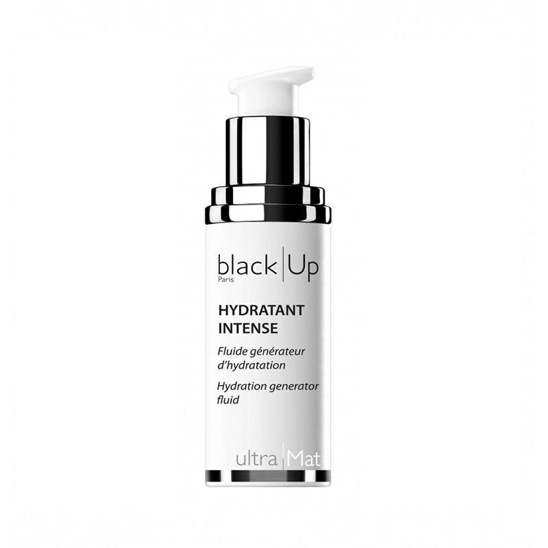 FLUIDE HYDRATANT INTENSE - Mix Beauty : Expert de la beauté noire et métisse et aussi pour cheveux afro, crépus, frisés, bouclés