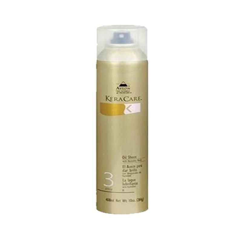 SPRAY BRILLANTINE OIL SHEEN - Mix Beauty : Expert de la beauté noire et métisse et aussi pour cheveux afro, crépus, frisés, bouclés