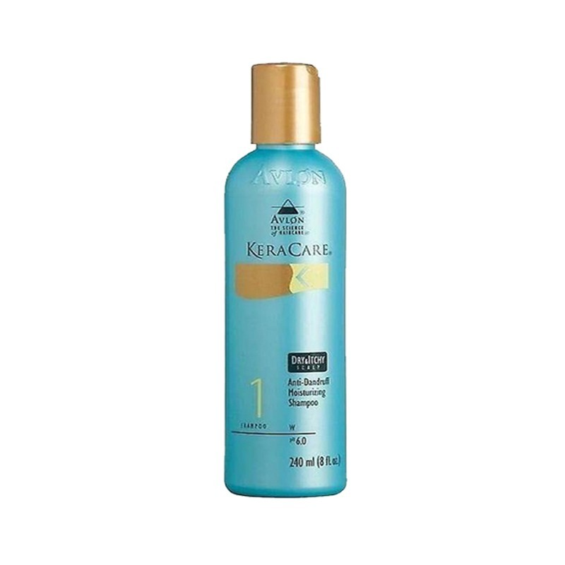 SHAMPOING ANTI-PELLICULAIRE |KERACARE DRY & ITCHY
