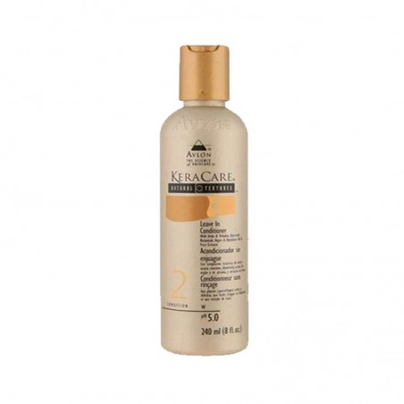 SOIN SANS RINÇAGE - TEXTURES LEAVE-IN CONDITIONER |KERACARE NATURAL TEXTURES