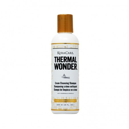 PROTECTION THERMIQUE SHAMPOING CRÈME NETTOYANT - CREAM CLEANSING SHAMPOO |KERACARE THERMAL WONDER