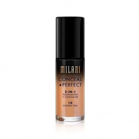 CONCEALER PERFECT - GOLDEN TAN