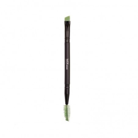 DUO PINCEAUX SOURCILS  MIX BEAUTY - DUO EYEBROW BRUSHES MIX BEAUTY