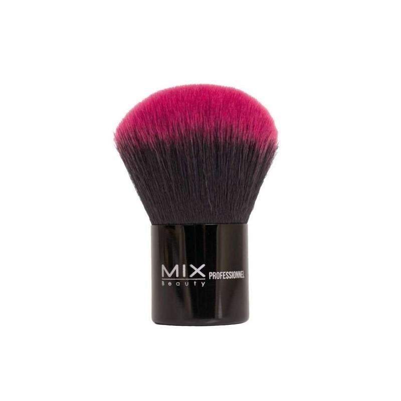 PINCEAU KABUKI - Mix Beauty : Expert de la beauté noire et métisse et aussi pour cheveux afro, crépus, frisés, bouclés