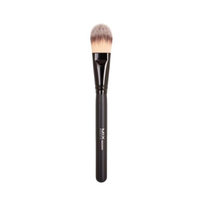 PINCEAU FOND DE TEINT PLAT - Mix Beauty : Expert de la beauté noire et métisse et aussi pour cheveux afro, crépus, frisés, bouclés