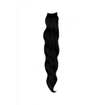 MÈCHES TISSAGE CHEVEUX ONDULÉS 100% NATURELS REMY HAIR COULEUR 1 - Mix Beauty : Expert de la beauté noire et métisse et aussi pour cheveux afro, crépus, frisés, bouclés