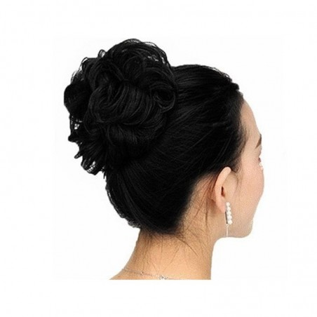 POSTICHE CHIGNON MIX BEAUTY- HAIRPIECE HAIR BUN MIX BEAUTY