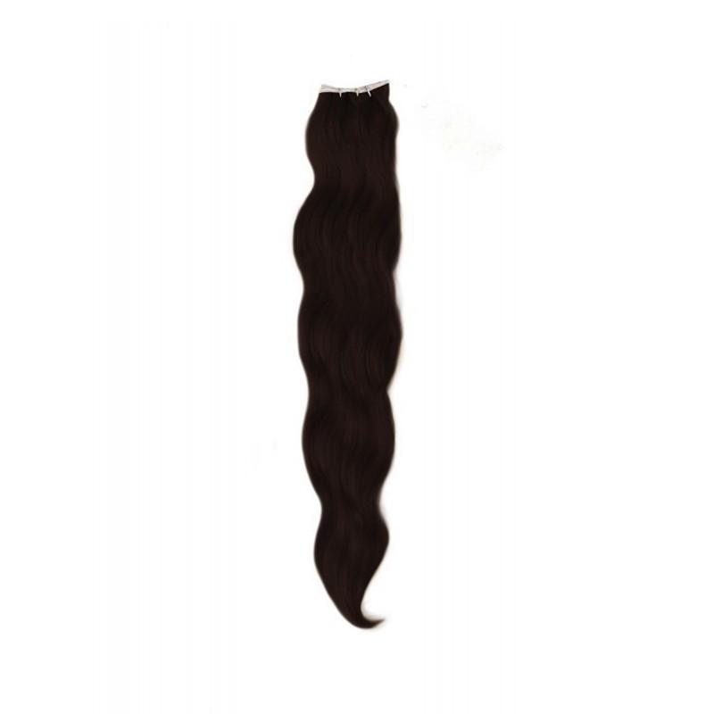 MÈCHES TISSAGE CHEVEUX ONDULÉS 100% NATURELS REMY HAIR COULEUR 2 - Mix Beauty : Expert de la beauté noire et métisse et aussi pour cheveux afro, crépus, frisés, bouclés