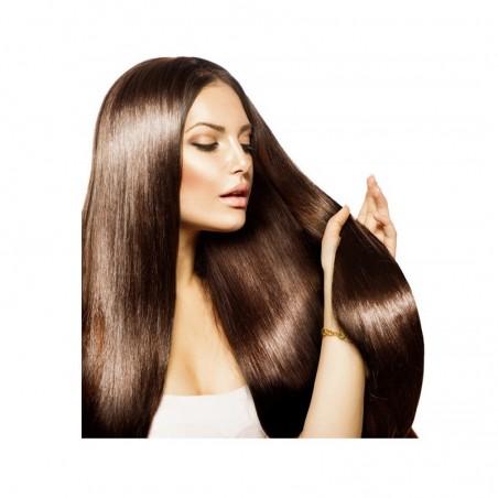 EXTENSIONS À CLIPS 7 BANDES LISSES 100% CHEVEUX NATURELS (REMY HAIR)