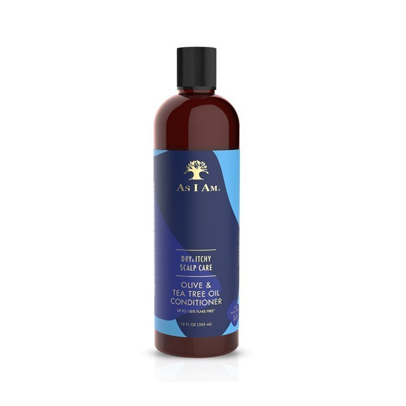 APRÈS-SHAMPOING ANTI-PELLICULAIRE - OLIVE & TEA TREE OIL CONDITIONER DRY & ITCHY