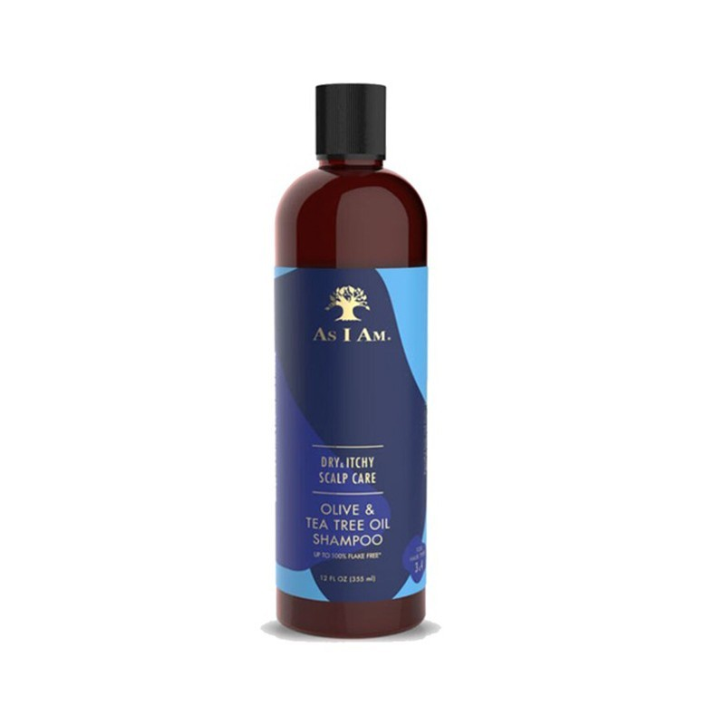 SHAMPOOING ANTI-PELLICULAIRE - OLIVE & TEA TREE OIL SHAMPOO DRY & ITCHY