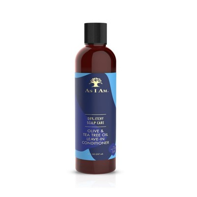SOIN SANS RINÇAGE - OLIVE & TEA TREE OIL LEAVE-IN CONDITIONER DRY & ITCHY