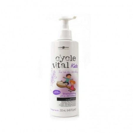 EUGENE PERMA CYCLE VITAL SHAMPOOING ULTRA-DÉMELANT-HIGHLY-DETANGLING SHAMPOO FOR KIDS EUGENE PERMA