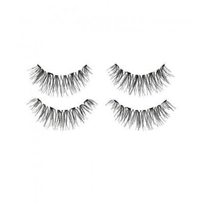 FAUX CILS MAGNÉTIQUES DOUBLES FRANGES - Mix Beauty : Expert de la beauté noire et métisse et aussi pour cheveux afro, crépus, frisés, bouclés