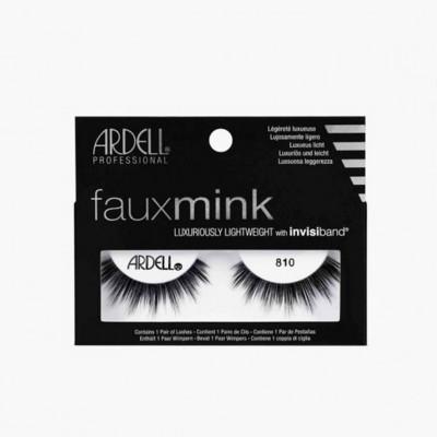 FAUX CILS FAUX MINK 810 - Mix Beauty : Expert de la beauté noire et métisse et aussi pour cheveux afro, crépus, frisés, bouclés